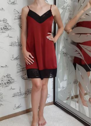 Пеньюар, рубашка, домашнее платье