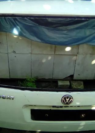 Крышка багажника ляда vw passat b5 универсал