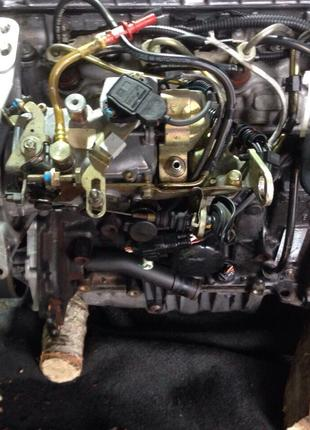 Мотор рено кенго 1,9Д