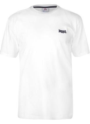 Lonsdale мужская футболка спортивная в наличии англия оригинал