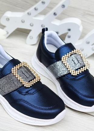 Кроссовки-туфли для девочки