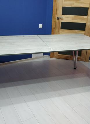 Стол 180 х 90 см раскладной складной стіл розкладний складний