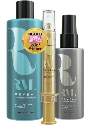 Революційна система догляду за волоссям RVL