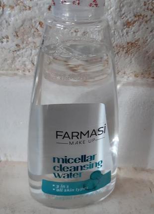 Міцелярна вода farmasi