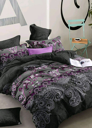 Хлопковое постельное белье Каролина в подарочной упаковке