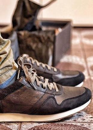 Кроссовки сникерсы  ugg  мужские кожаныеоригинал из сша