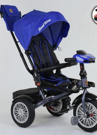 Трехколесный велоси 3105 поворотное сиденье,складной руль