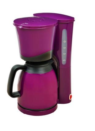 Немецкая капельная кофеварка с термосом Efbe-Schott ka 520.1