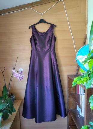 Длинное вечернее платье estelle франция