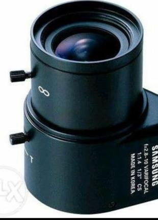 Объектив для видеонаблюдения Samsung SLA, в ассортименте