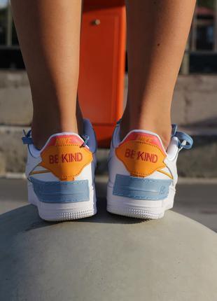 Женские кроссовки Nike Air Force 1 Shadow Be Kind