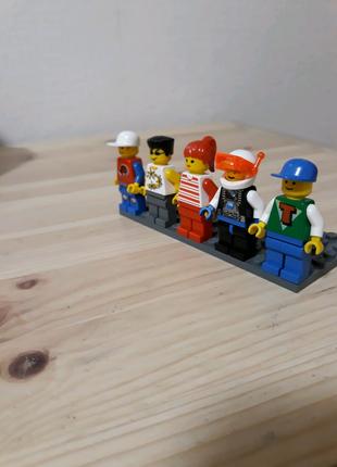 Раритетные/старые минифигурки Lego