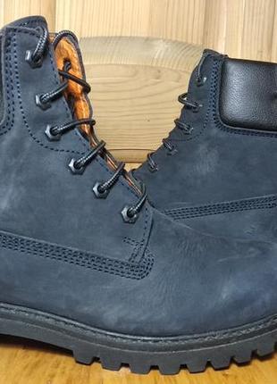 Мужские кожаные ботинки lumberjack (оригинал) 41 р.