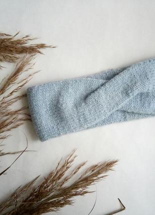 Повязка на голову ручной работы, повязка базовая, повязка вяза...