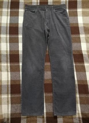 Вельветовый джинсы gap
