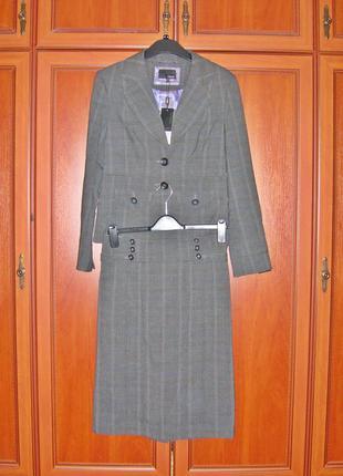 Костюм женский (пиджак и юбка) Next