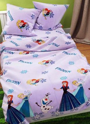 Набор постельного белья эльза frozen холодное сердце