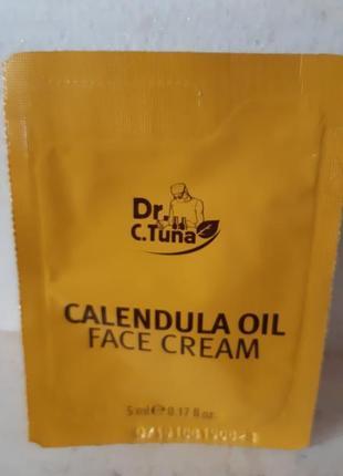 Сашет крема для лица с экстрактом календулы farmasi dr.c.tuna ...