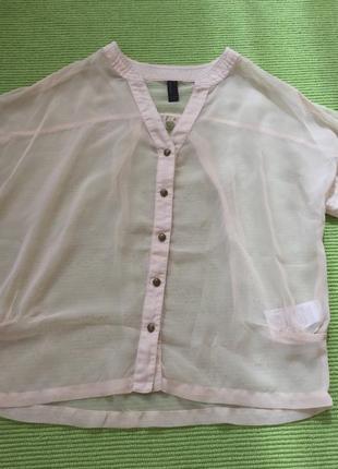 Блуза vero moda размер s