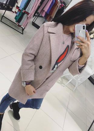 Пальто на подкладке 🍂