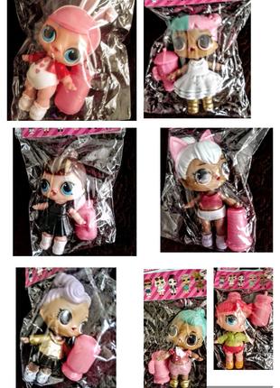 Куколка ЛОЛ лялька LOL кукла