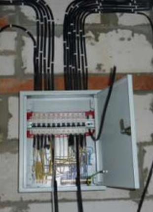 Электрика и сантехника любой сложности