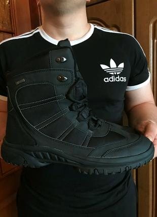 Оригинальные зимние ботинки Tex, 45 размер, лучшая цена