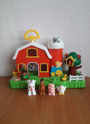 Большой игровой набор Ферма Kiddieland Яркий игровой набор