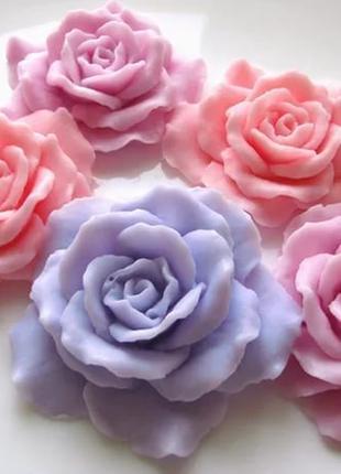 """мыло ручной работы """"Роза"""""""