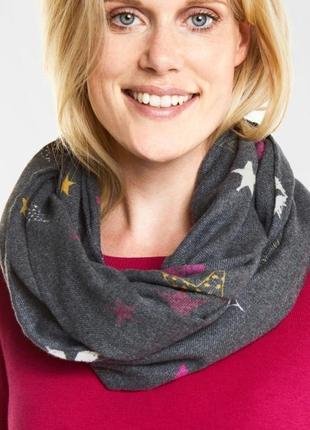-30% зима 2020! фирменный шарф хомут бренд