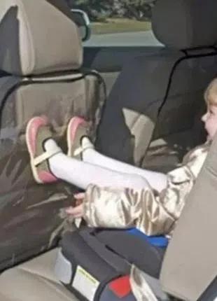 Защитный чехол на сиденье автомобиля (на заднюю часть)