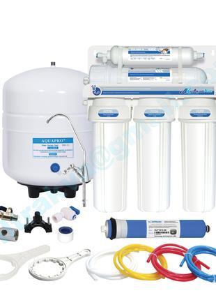 Обслуживание систем очистки воды, Установка обратного осмоса