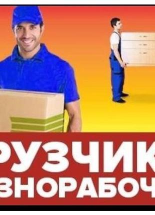 Услуги грузчиков-разнорабочих 24/7