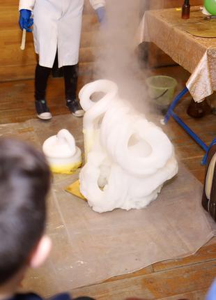 Научное химическое шоу Сумы на день рождения