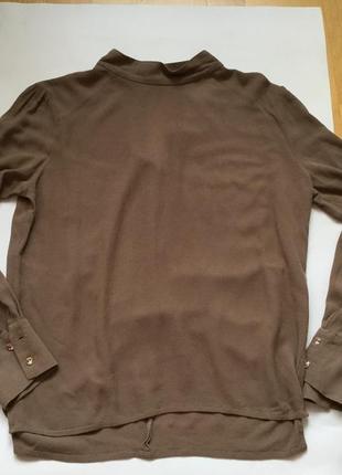 Шикарная блуза east