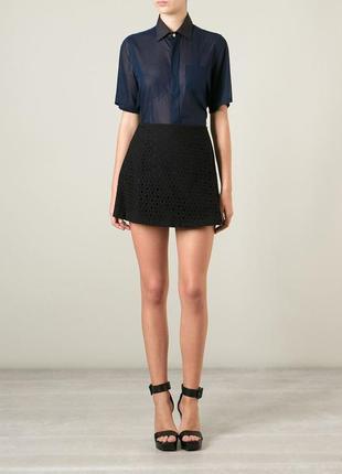 Очень красивая кружевная юбка от известного дизайнера