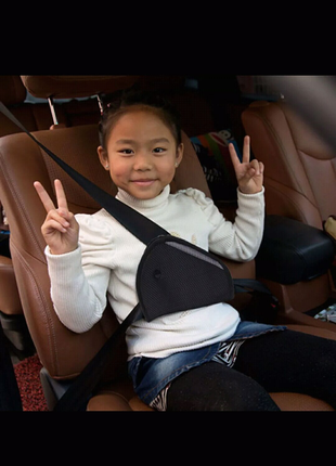 Адаптер ремня безопасности для ребенка, автокресло, бустер