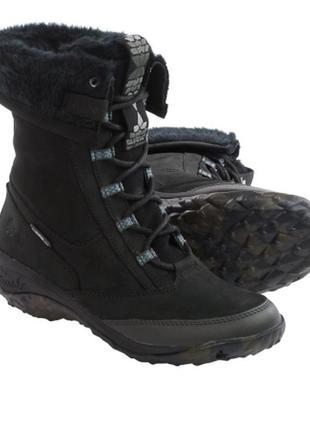 Ботинки сапоги женские кожаные cushe оригинал из сша