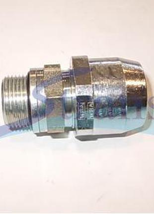 Соединитель прямой m22mm диаметр 18mm трубка