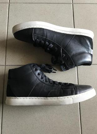 Ботинки кожаные g-star raw