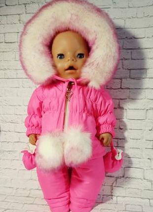 Одежда для Бэби Борн Baby Born шикарный люкс комплект комбинезон