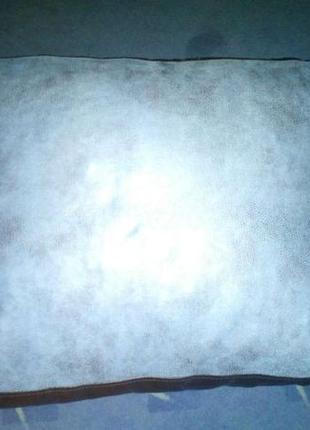 Подушки для дивана 60*50 см 3 шт синие. Диванные подушки декор...