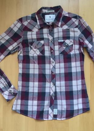 Рубашка maison scotch soda