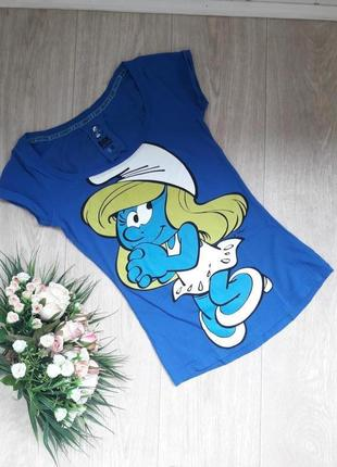 Прикольная футболка размер с bershka