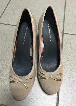 Туфли фирменные tommy hilfiger оригинал размер 38