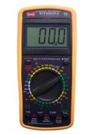 Мультиметр DT-9208 (40)