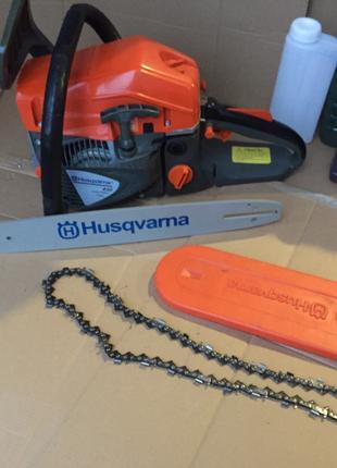Бензопила Husqvarna 450 Limited Edition - Пила Хузварна  Топ