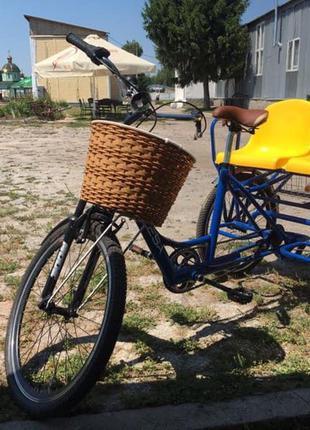 Продам велосипед 3Колеса для дорослих