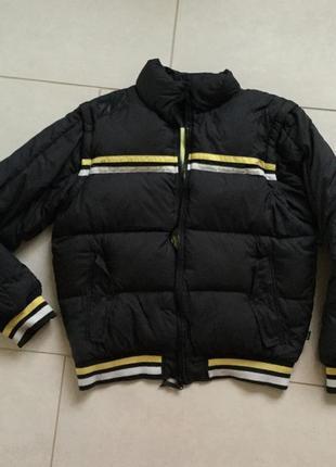 Классная мужская куртка pepe jeans london пуховик