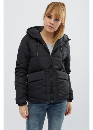 """Стильная женская демисезонная куртка """"memory"""" черная 😍"""